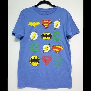 EUC Justice League T-shirt